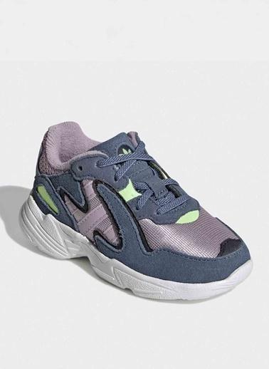 adidas Spor Ayakkabı Lacivert